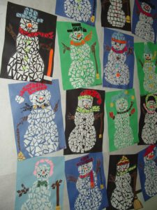 snowmen-mosaics