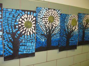 mosaic-trees