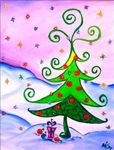 curly-christmas-tree