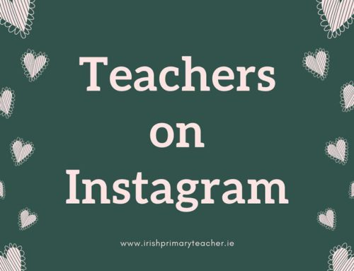 Teachers on Instagram
