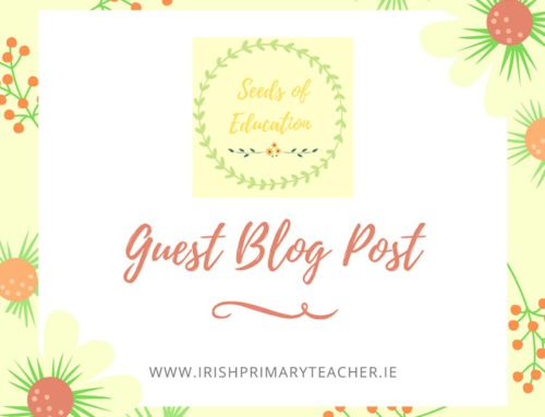 Guest Blog Post – NQT in a multi grade setting in Donegal