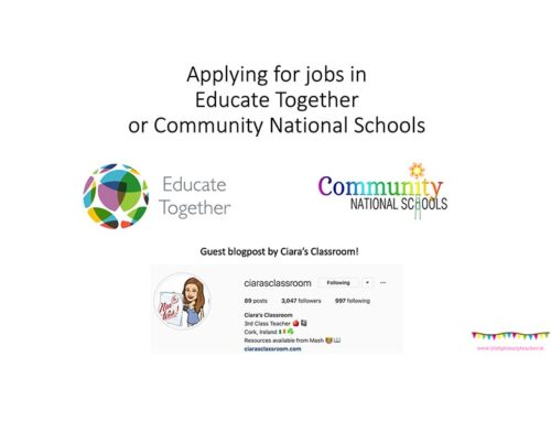 Applying to Educate Together and Community National Schools