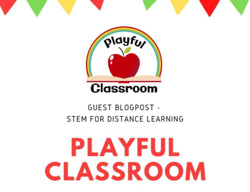 STEM For Distance Learning (Playful Classroom)