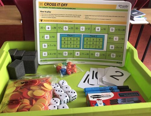 Review: Maths Box from Creative Activity
