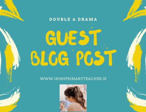 Building Speech and Drama skills at home – without using the Internet (Guest Blog Post -Double A Drama)