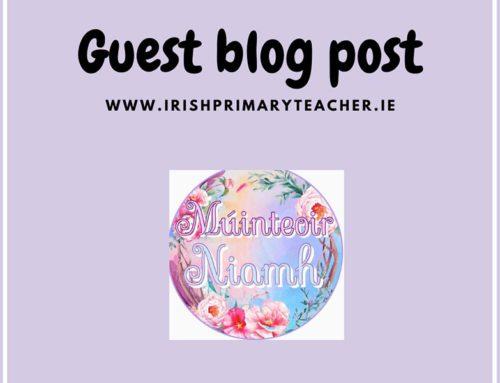 My Covid 19 Distance Teaching Experience (Múinteoir Niamh Infants)