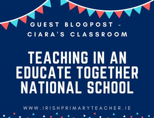 Teaching in an Educate Together School (Guest Blog Post)