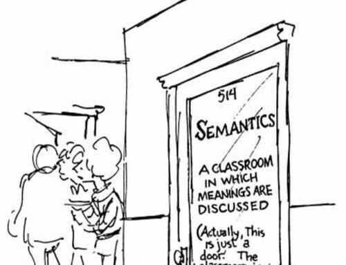 Semantics Hierarchy