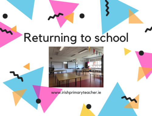 Returning to school post Covid