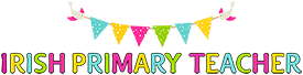 Irish Primary Teacher Logo
