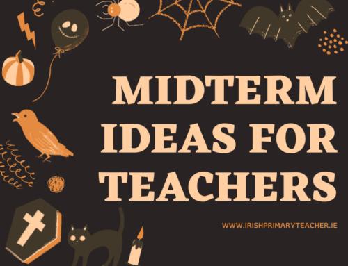 Midterm Ideas for Teachers