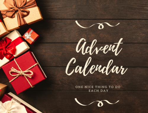 Advent Calendar – One nice thing to do each day