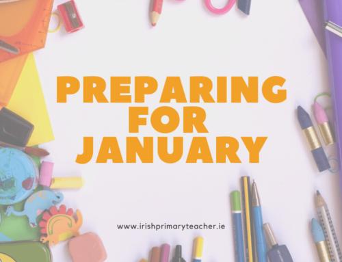 Preparing for January