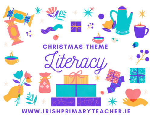 Five Christmas Literacy Activities