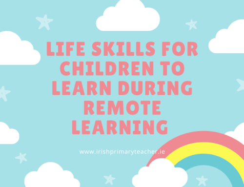 Life skills to learn during remote learning