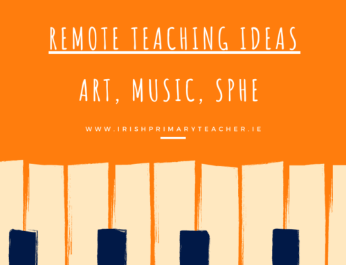 Remote learning ideas (Art, Music and S.P.H.E.)
