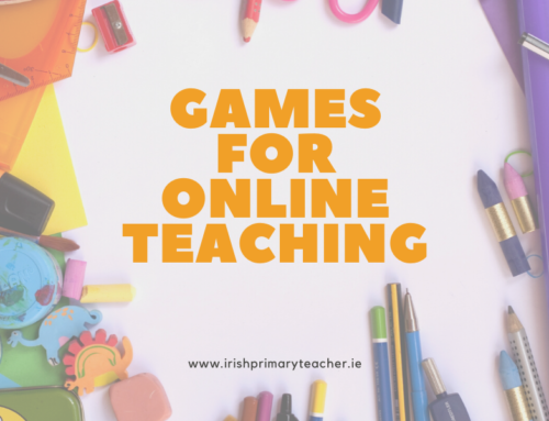 Games for online classes (Remote teaching)