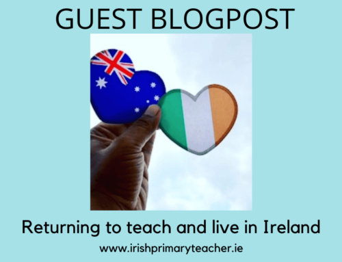 Guest Blogpost: Returning to Teach and Live in Ireland
