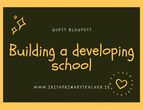 Building a developing school (guest blogpost)