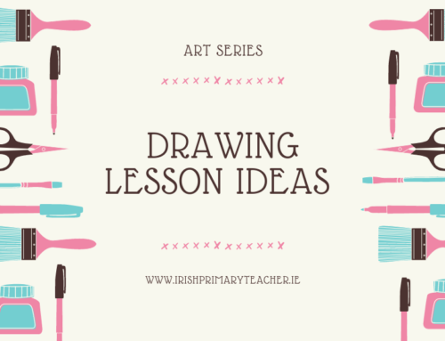 Ideas for drawing lessons